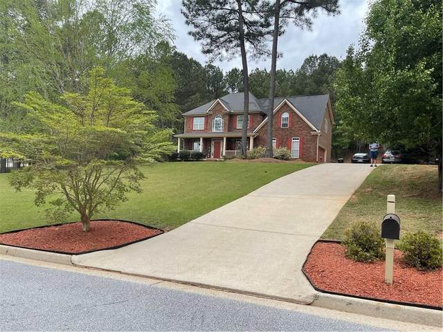 5531 Holly Springs Drive, Douglasville, GA 30135 (MLS #6869384) :: Compass Georgia LLC