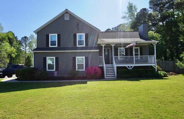1750 Woodvine Court NW, Kennesaw, GA 30144 (MLS #6869387) :: North Atlanta Home Team