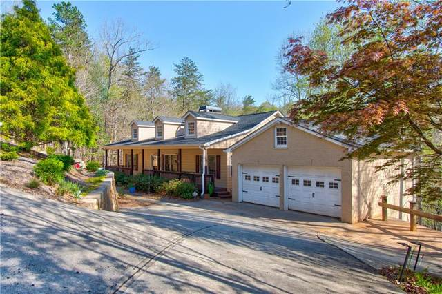 829 High Shoals Drive, Dahlonega, GA 30533 (MLS #6869388) :: North Atlanta Home Team