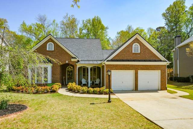 3887 Greensward View NW, Kennesaw, GA 30144 (MLS #6869413) :: Thomas Ramon Realty