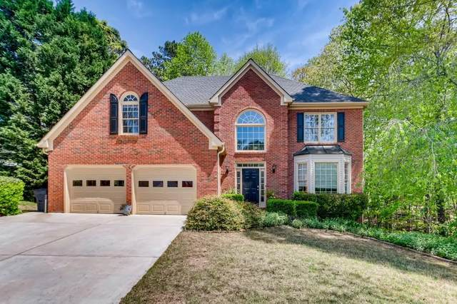 716 Braidwood Ridge NW, Acworth, GA 30101 (MLS #6869420) :: The Butler/Swayne Team