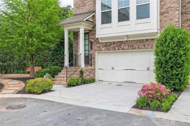 1291 Linden Court NE, Atlanta, GA 30329 (MLS #6869432) :: North Atlanta Home Team