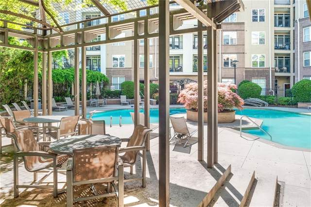 390 17th Street NW #6005, Atlanta, GA 30363 (MLS #6869437) :: Thomas Ramon Realty