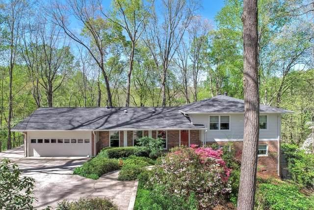 716 Crudup Drive, Gainesville, GA 30501 (MLS #6869456) :: North Atlanta Home Team