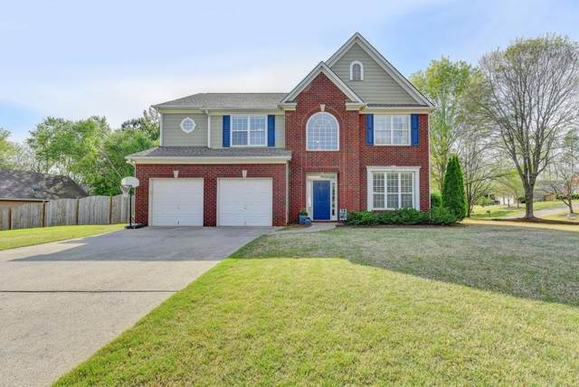 1555 Argonne Lane, Alpharetta, GA 30004 (MLS #6869474) :: North Atlanta Home Team