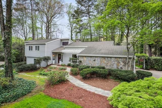 9870 Huntcliff Trace, Sandy Springs, GA 30350 (MLS #6869489) :: Good Living Real Estate
