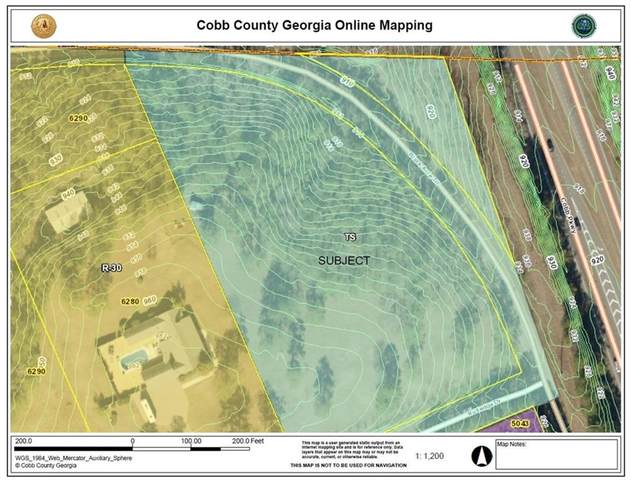 0 Rutledge Drive, Acworth, GA 30101 (MLS #6869498) :: Kennesaw Life Real Estate