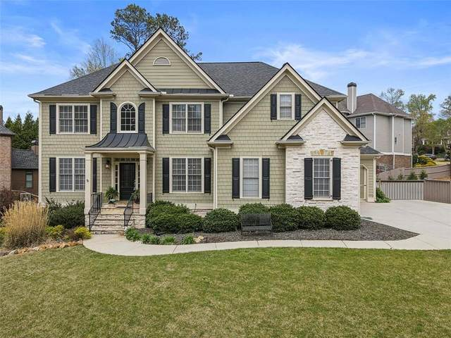 3230 Waterhouse Street NW, Kennesaw, GA 30152 (MLS #6869499) :: North Atlanta Home Team