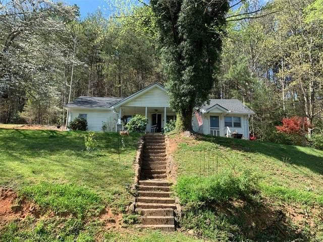 523 Pantertown Circle, Mineral Bluff, GA 30559 (MLS #6869519) :: RE/MAX Paramount Properties