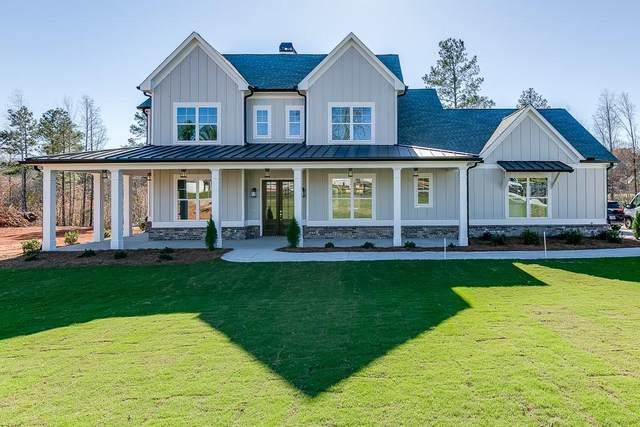 341 Meadow Lake Terrace, Hoschton, GA 30548 (MLS #6869521) :: Compass Georgia LLC