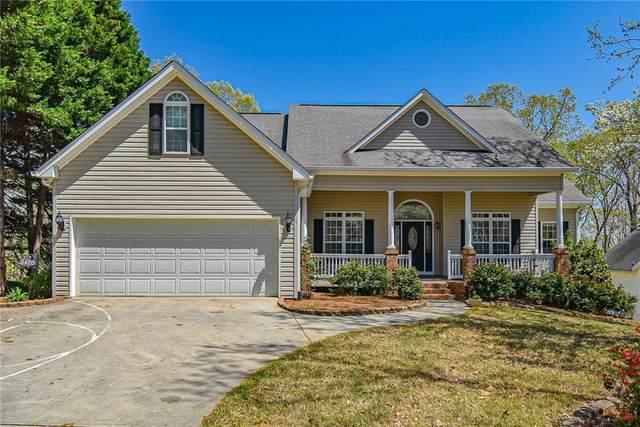 3420 Osceola Trail, Gainesville, GA 30506 (MLS #6869527) :: RE/MAX Paramount Properties