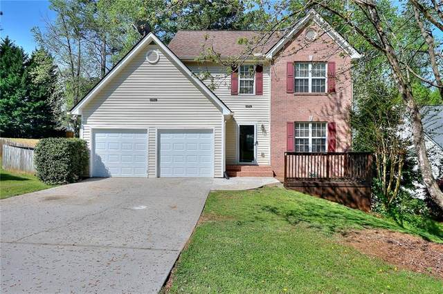 5330 Regency Lake Court, Sugar Hill, GA 30518 (MLS #6869530) :: Path & Post Real Estate