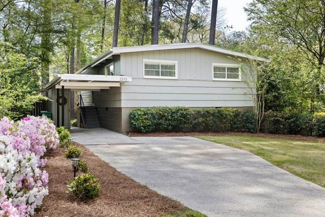 2373 Bynum Road NE, Brookhaven, GA 30319 (MLS #6869536) :: Thomas Ramon Realty