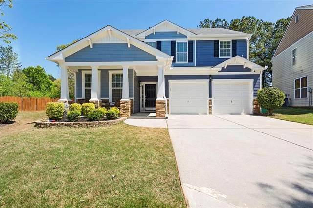 6011 Escher Lane SE, Mableton, GA 30126 (MLS #6869546) :: North Atlanta Home Team