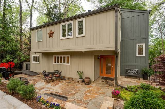 1235 Old Woodbine Road, Atlanta, GA 30319 (MLS #6869563) :: Thomas Ramon Realty