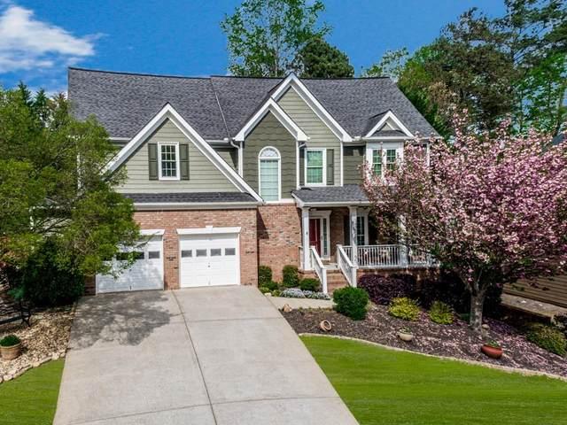 419 Sycamore Trail, Woodstock, GA 30189 (MLS #6869567) :: Path & Post Real Estate