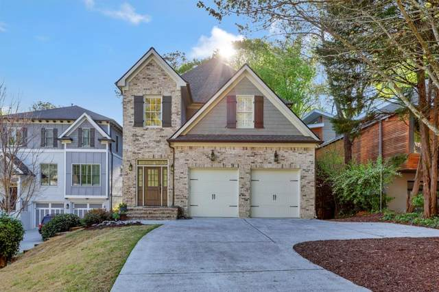 2391 Coosawattee Drive NE, Brookhaven, GA 30319 (MLS #6869570) :: Path & Post Real Estate