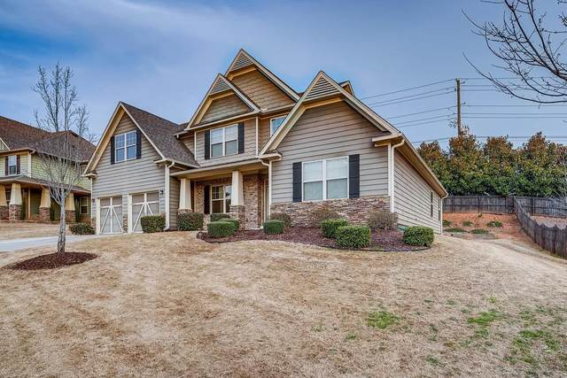 1115 Jasmine Green Trail SW, Marietta, GA 30064 (MLS #6869572) :: North Atlanta Home Team