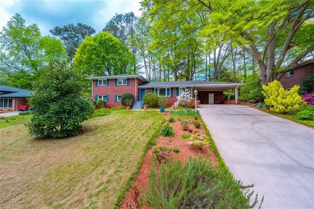 1127 Bromley Road, Avondale Estates, GA 30002 (MLS #6869583) :: North Atlanta Home Team