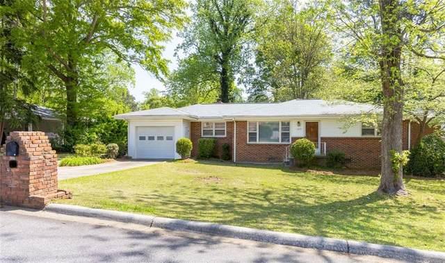 1325 Cliffwood Drive SE, Smyrna, GA 30080 (MLS #6869584) :: North Atlanta Home Team