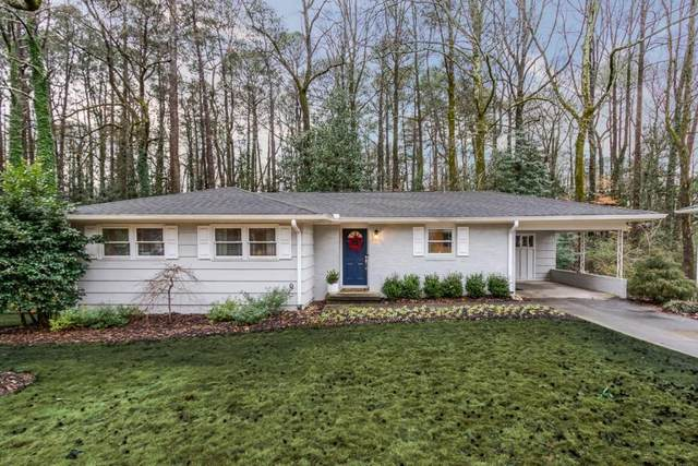 1637 Tryon Road NE, Brookhaven, GA 30319 (MLS #6869596) :: The Realty Queen & Team