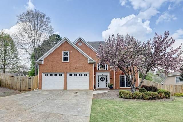 4368 White Surrey Drive NW, Kennesaw, GA 30144 (MLS #6869605) :: North Atlanta Home Team