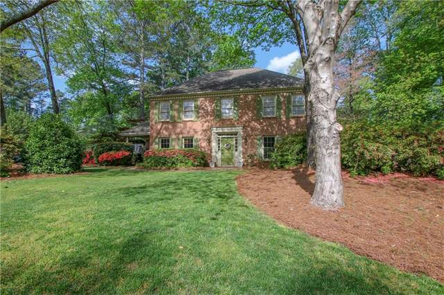 2835 Scottish Mill Way, Marietta, GA 30068 (MLS #6869606) :: Kennesaw Life Real Estate