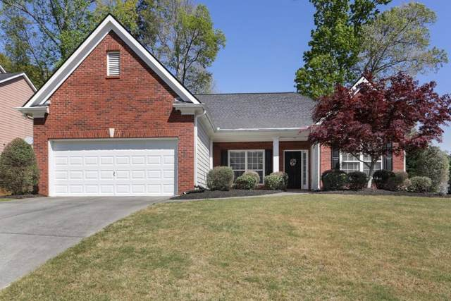 4112 Mcever Woods Drive NW, Acworth, GA 30101 (MLS #6869612) :: Kennesaw Life Real Estate