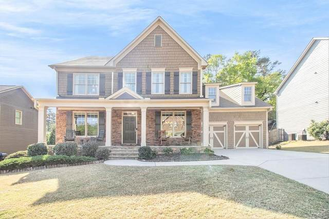 289 Rosemont Park Lane, Marietta, GA 30064 (MLS #6869613) :: North Atlanta Home Team