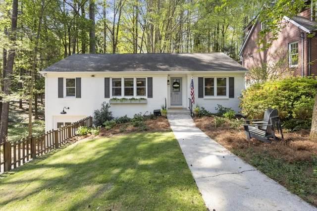 750 Longwood Drive NW, Atlanta, GA 30305 (MLS #6869626) :: Good Living Real Estate