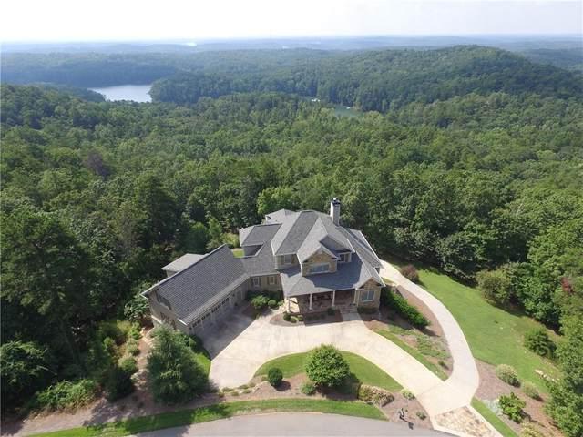 22 Ridgewater Drive SE, Cartersville, GA 30121 (MLS #6869640) :: Kennesaw Life Real Estate