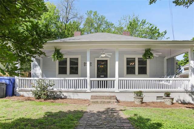 1972 Whittier Avenue NW, Atlanta, GA 30318 (MLS #6869646) :: Thomas Ramon Realty