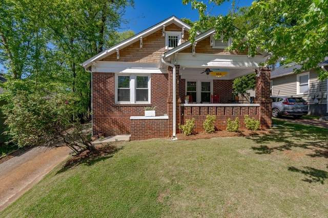 466 Robinson Avenue SE, Atlanta, GA 30315 (MLS #6869650) :: North Atlanta Home Team