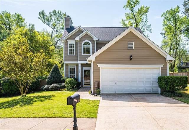 3580 Kensington Parc Circle, Avondale Estates, GA 30002 (MLS #6869652) :: North Atlanta Home Team