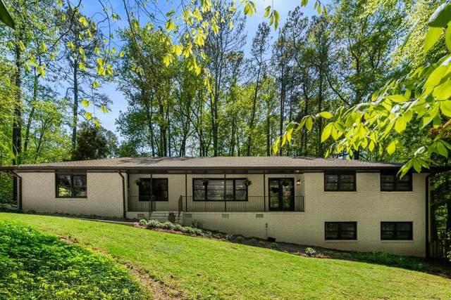 1764 Angelique Drive, Decatur, GA 30033 (MLS #6869671) :: North Atlanta Home Team
