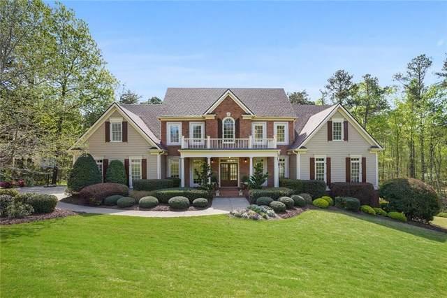 15865 Milton Point, Milton, GA 30004 (MLS #6869675) :: AlpharettaZen Expert Home Advisors