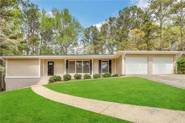 443 Creekwood Pass, Dallas, GA 30157 (MLS #6869678) :: Kennesaw Life Real Estate