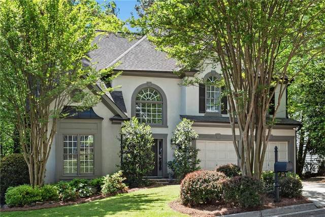 260 Vickery Way, Roswell, GA 30075 (MLS #6869685) :: North Atlanta Home Team