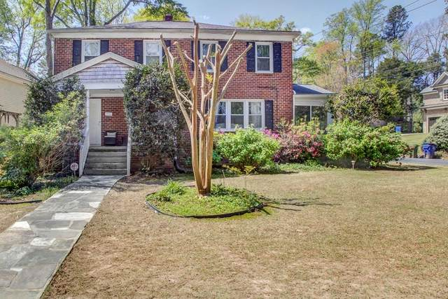 3330 W Shadowlawn Avenue NE, Atlanta, GA 30305 (MLS #6869690) :: North Atlanta Home Team