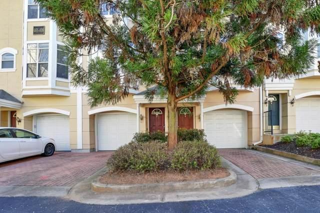 375 Highland Avenue NE #406, Atlanta, GA 30312 (MLS #6869692) :: Path & Post Real Estate