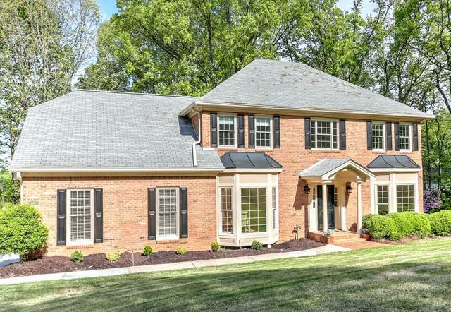 4507 Ashmore Circle, Marietta, GA 30066 (MLS #6869693) :: Path & Post Real Estate