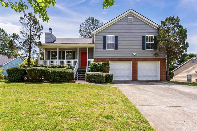 45 Rock House Road, Lawrenceville, GA 30045 (MLS #6869721) :: North Atlanta Home Team