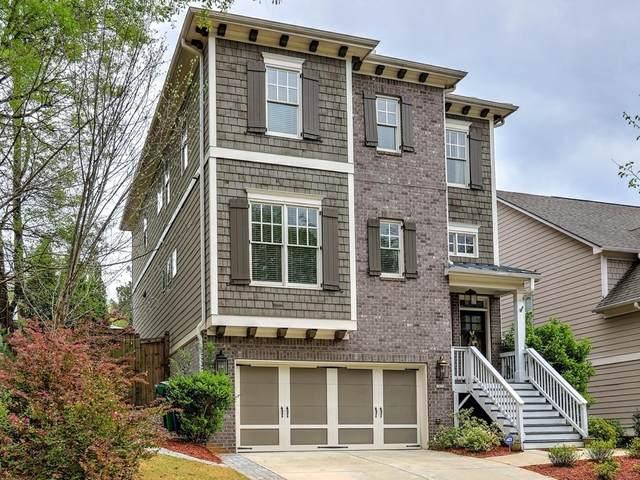 1075 Devine Circle NE, Brookhaven, GA 30319 (MLS #6869725) :: AlpharettaZen Expert Home Advisors