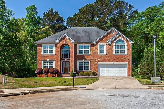 65 Homestead Drive, Covington, GA 30016 (MLS #6869732) :: Good Living Real Estate