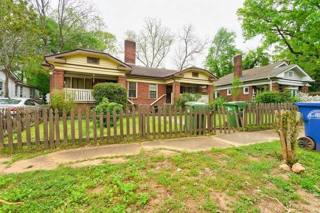 1018 Byron Drive SW, Atlanta, GA 30310 (MLS #6869738) :: North Atlanta Home Team