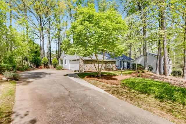 1089 Colony Circle, Marietta, GA 30068 (MLS #6869752) :: North Atlanta Home Team