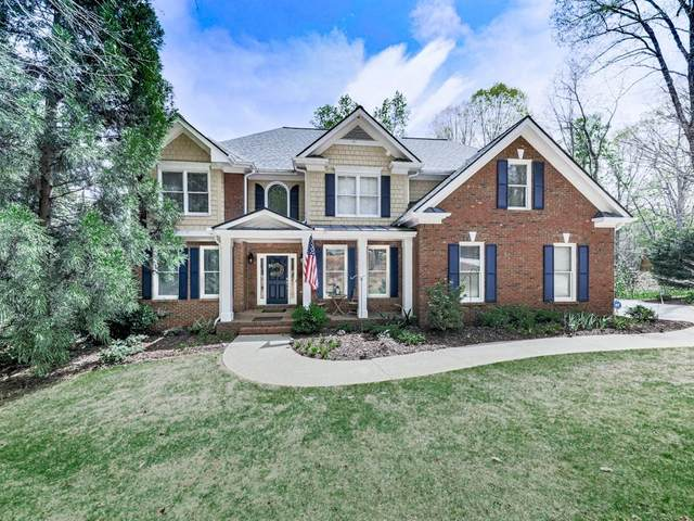 85 Stony Court, Dawsonville, GA 30534 (MLS #6869754) :: The North Georgia Group