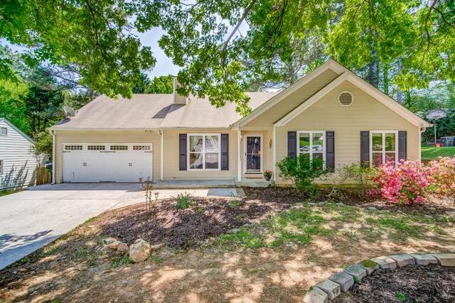 3990 Paloverde Drive NW, Kennesaw, GA 30144 (MLS #6869757) :: North Atlanta Home Team