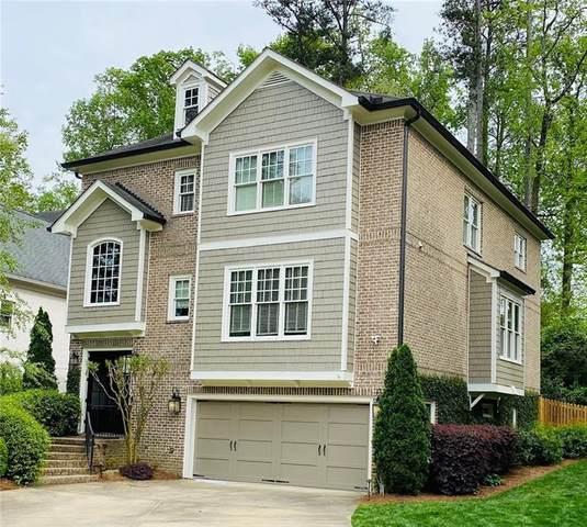 1603 Grant Drive NE, Brookhaven, GA 30319 (MLS #6869758) :: North Atlanta Home Team