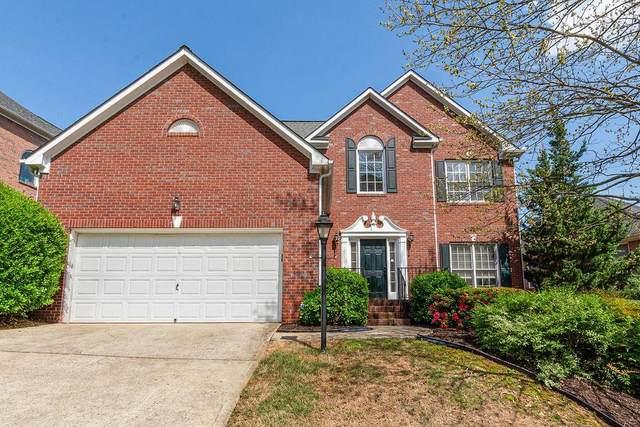 4815 Clay Brooke Drive SE, Smyrna, GA 30082 (MLS #6869800) :: North Atlanta Home Team